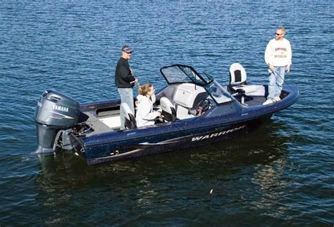 Warrior Boats Seats by Research Warrior Boats V1898 Dual Console Eagle Fishing