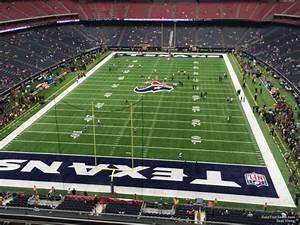 Houston Texans Seating Chart Nrg Stadium Section 520 Houston Texans Rateyourseats Com