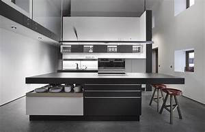 40 beautiful black white kitchen designs 1781