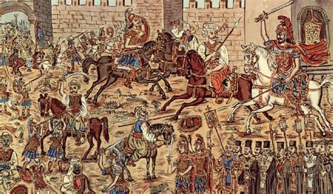 Ottomans Capture Constantinople by Is Islam Really A Peaceful Religion With Quotes From The