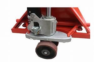 Standard Manual Pallet Jack 6600 Lbs Capacity 48 U0026quot L  U00d7 27 U0026quot W Fork