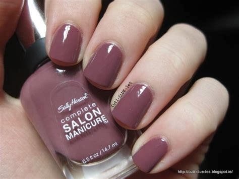 Sally Hansen Complete Salon Manicure #360 Plum's The Word