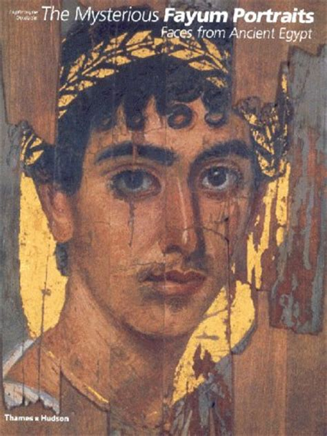 mysterious fayum portraits  euphrosyne doxiadis