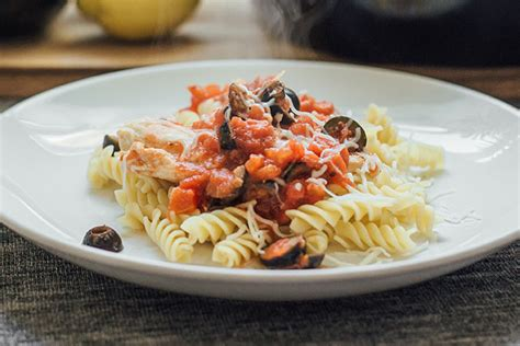 Mediterranean Chicken Recipe