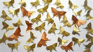 Origami Alexander Swallowtail Butterfly