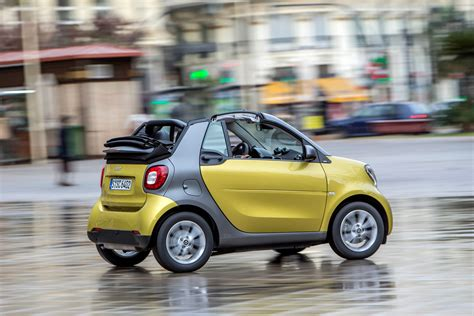 Smart Vision Fortwo Concept Smarter Than Ever