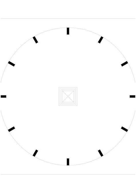 dibujos de manecillas de reloj para colorear imagui relojes diagram y chart