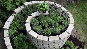 Kräuter Für Den Garten : kr uterspirale richtig anlegen und bepflanzen tipps und tricks ~ Eleganceandgraceweddings.com Haus und Dekorationen