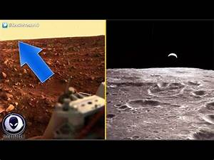 ALIEN BASE In NASA Desk Moon Photo Proves COVERUP 4/8/16 ...