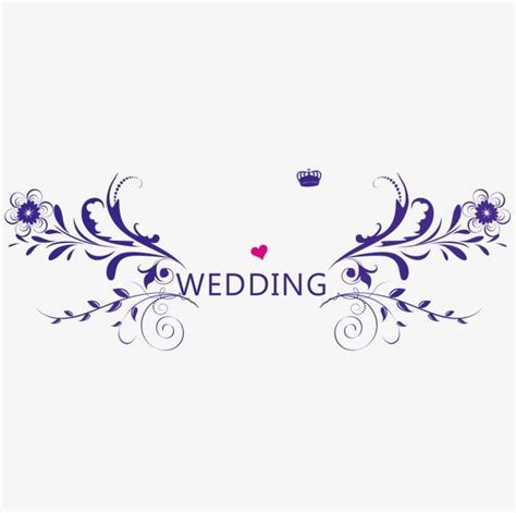 transparent wedding logo design png wedding ideas