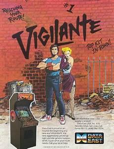 Vigilante Video Game Wikipedia