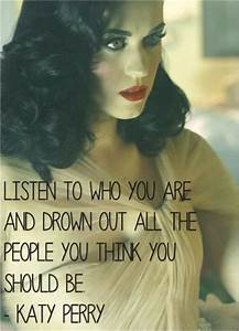 17 Best images ... Katy Perry Makeup Quotes