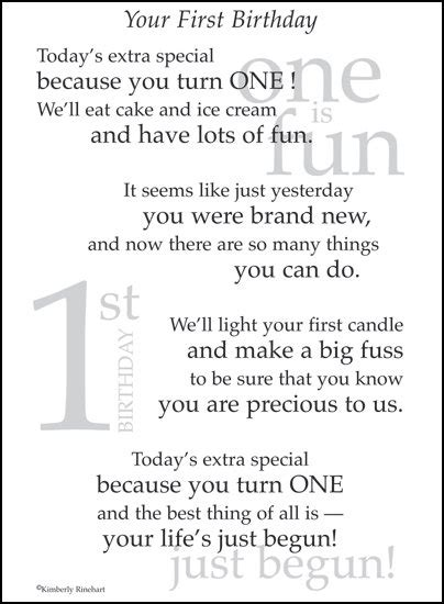 1st birthday party ideas birthday quotes the is a 1st birthday page poem it 39 s the addition