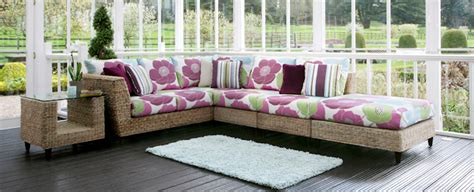 Conservatory Furniture  Sun Lounge Sofas  Wicker Chairs