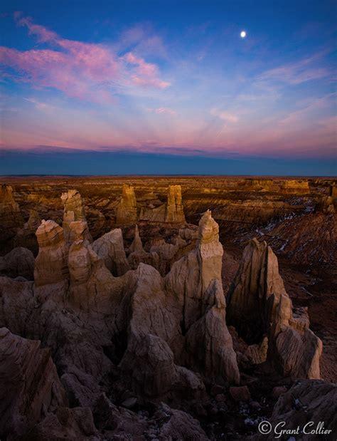 Arizona Nature Photography Hoodoos Coal Mine Canyon