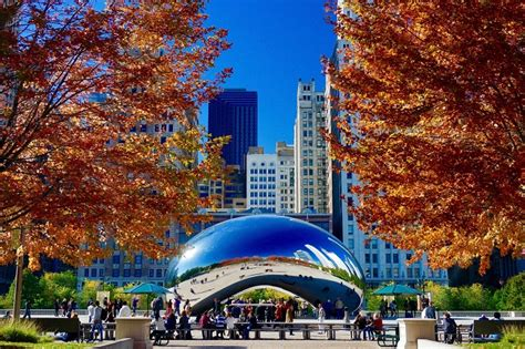 Fall For Chicago  Autumn In The Windy City  Burr Ridge