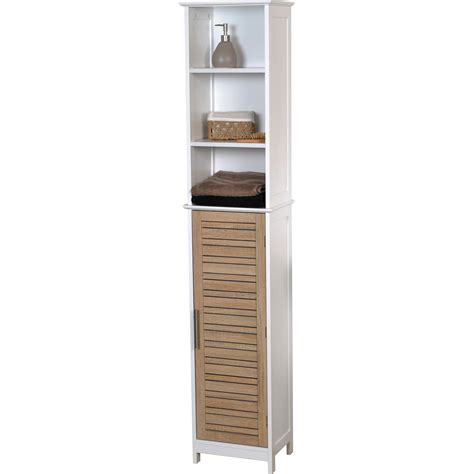 tall cabinet with shelves wooden freestanding tall narrow linen cabinet with open