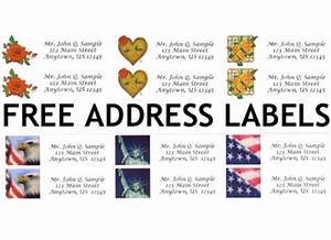 free address labels With charity address labels