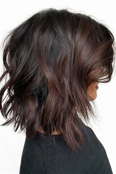 Long Hair with Side Bangs 17 Gorgeous Examples for 2019