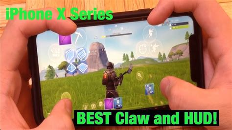 fortnite mobile  clawhud iphone  series youtube