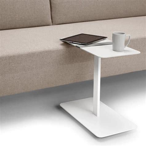 table d appoint ordinateur table d appoint serra viccarbe noir et blanc table basse