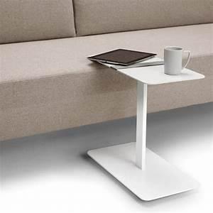 Table Basse D Appoint : table d appoint serra viccarbe noir et blanc table basse ~ Teatrodelosmanantiales.com Idées de Décoration