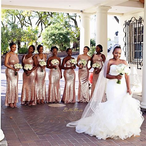 bellanaija weddings presents nadia black kim k yassah