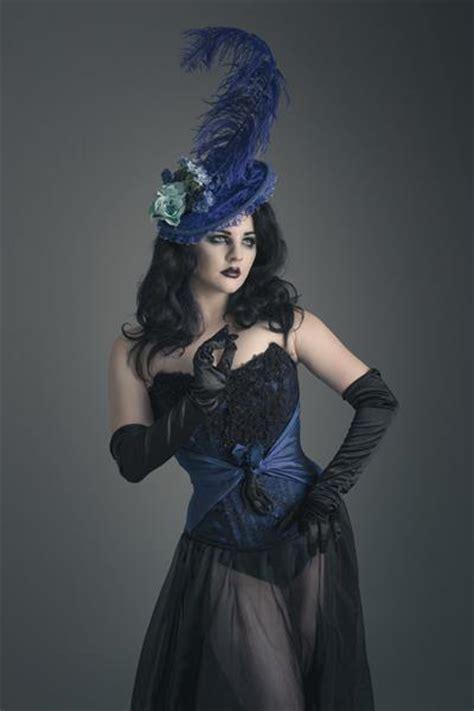 gothic gorgeousness  alternative wedding dresses