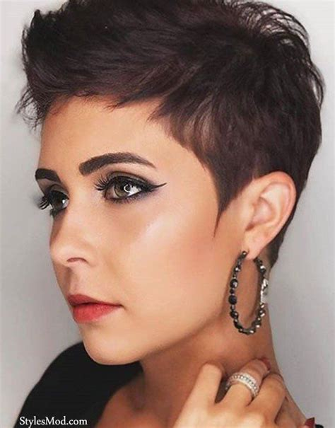 Fancy Pixie Hairstyle by Fancy Haircut Ideas For Everyone Can Wear In 2018