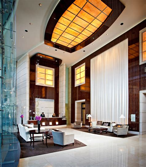 trump chicago tower hotel international illinois website lobby penthouse il visit open contemporary asian defined delectable donald