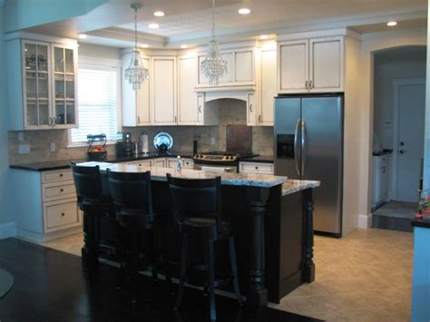 small kitchen island designs with seating small kitchen designs with islands and ideas
