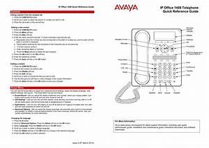 Avaya 1408 Model Digital Phone
