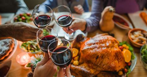 red wines  drink  thanksgiving