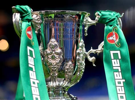 The Carabao Cup second round draws to a close tonight