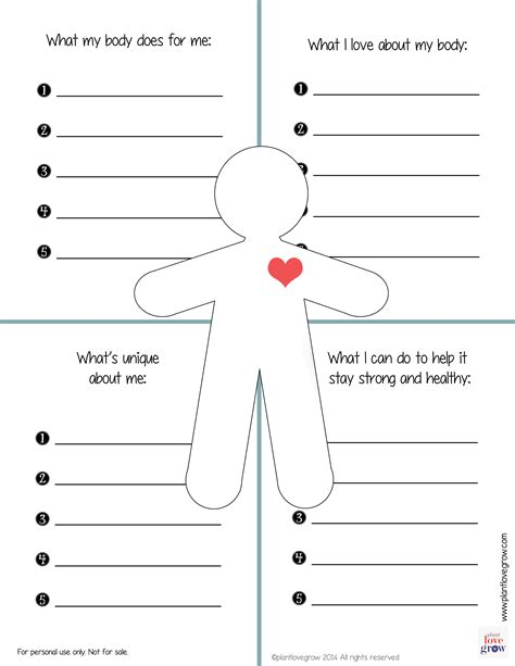 Self Esteem Worksheets Adults Worksheets For All  Download And Share Worksheets  Free On