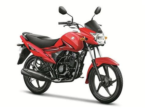 Let's And Hayate Ep From Suzuki Motorcycle India Are Bs-iv