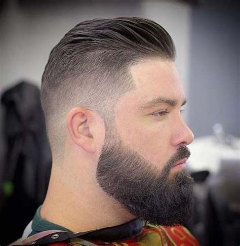 cool hairstyle and beard for men s 2018 men hairstyle