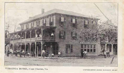 Virginia Hotel, Cape Charles, Va. | The Countryside ...