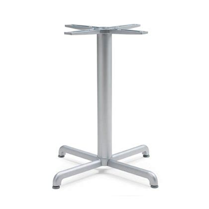 silver table l base atlantico sun lounger white bydezign furniture