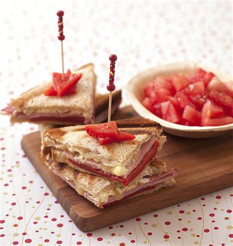 croque monsieur jambon tomate neufchatel les meilleures