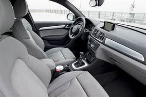 Audi Q3 Restylé : audi q3 restyl il peaufine ses arguments photo 9 l 39 argus ~ Medecine-chirurgie-esthetiques.com Avis de Voitures