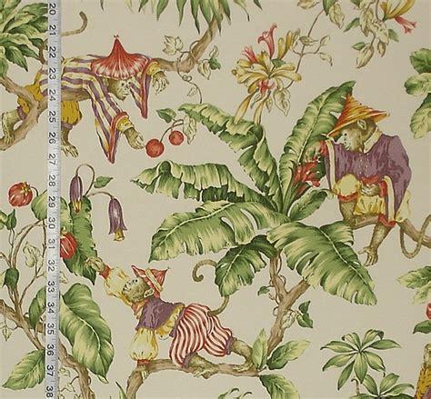 monkey fabric fabric   week brickhouse fabrics