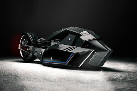 Bmw Titan Motorcycle Concept Hiconsumption