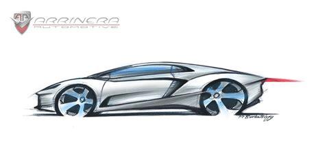 bmw supercar concept arrinera 2012 supercar sketches