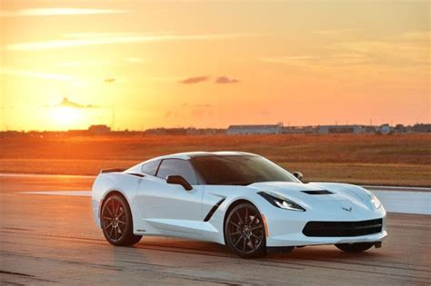 Hennessey Offers 500-600 Hp 2014 C7 Corvette Stingray