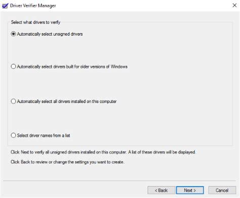 how to fix windows 10 error kernel security check failure