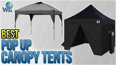 pop  canopy tents  youtube