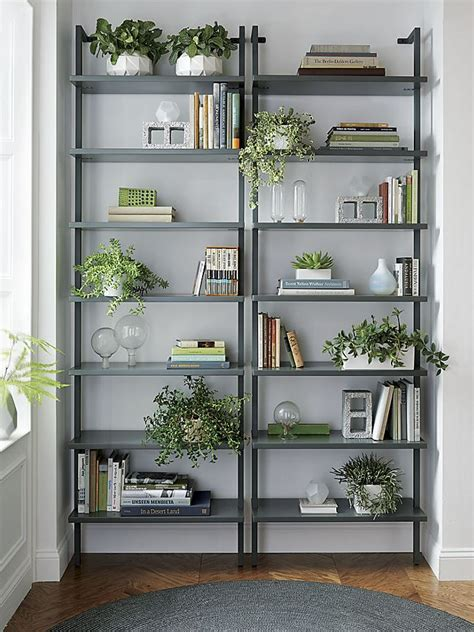 Wall Mounted Bookcase Ikea by Helpful Hints For Decorating Bookshelves