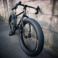 Surly Pugsley Fat Tire Bike
