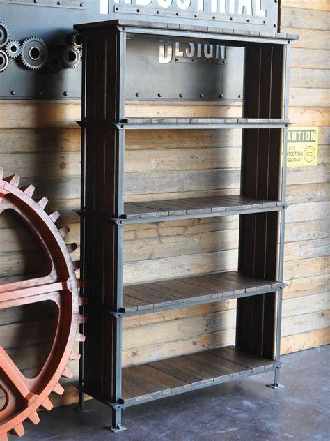 Ellis Shelf   Vintage Industrial Furniture